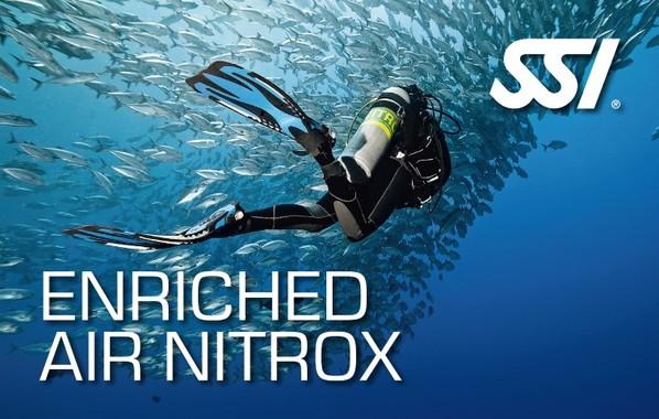 Tauchen mit Nitrox